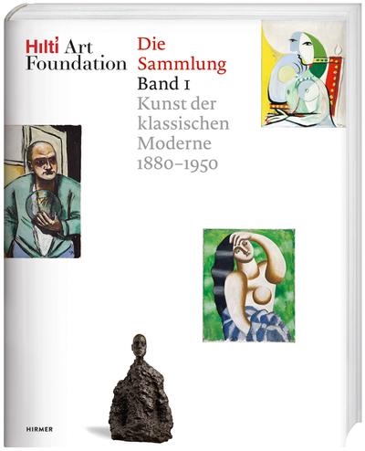 Cover für Hilti Art Foundation. Die Sammlung