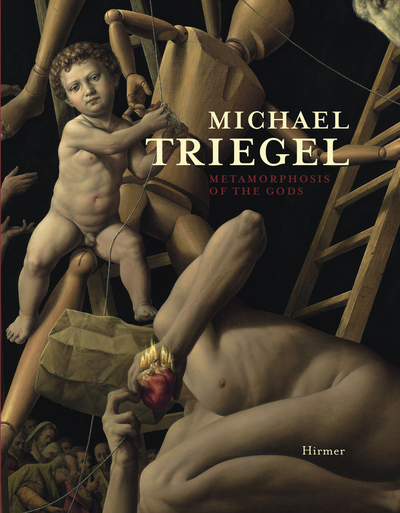 Cover for Michael Triegel