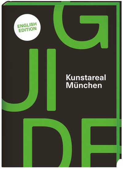 Cover for Kunstareal München Guide