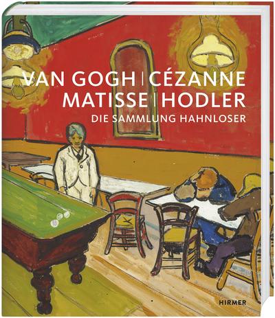 Cover für Van Gogh, Cézanne, Matisse, Hodler