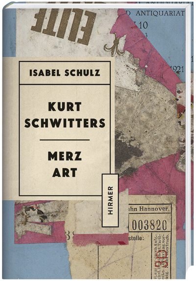 Cover for Kurt Schwitters