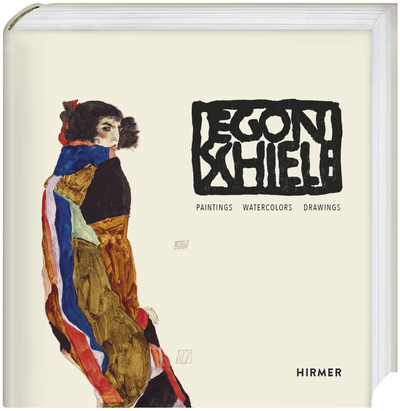 Cover for Egon Schiele. Catalogue raisonné
