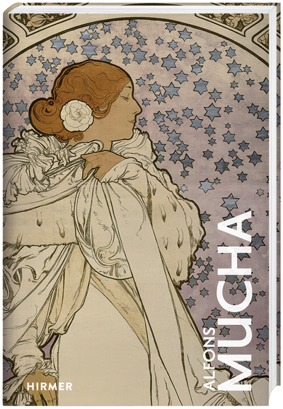 Cover for Alfons Mucha
