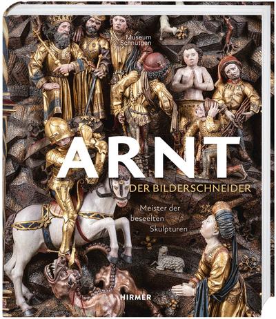 Cover für Arnt, der Bilderschneider