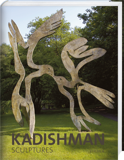 Cover for Menashe Kadishman
