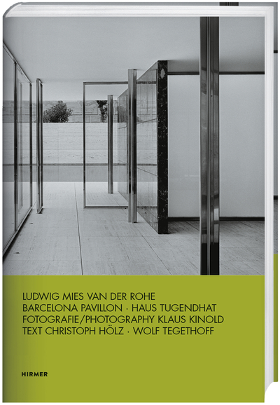 Cover for Ludwig Mies van der Rohe