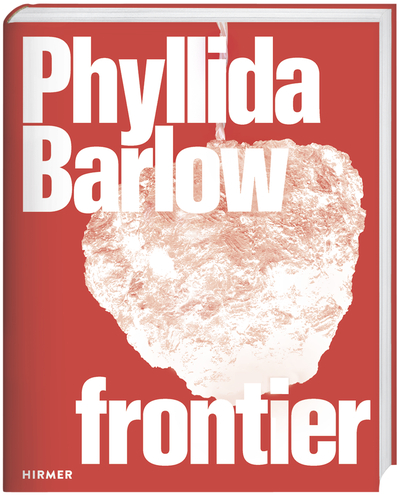 Cover for Phyllida Barlow
