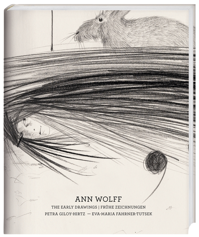 Cover for Ann Wolff