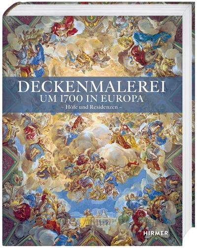 Cover für Deckenmalerei um 1700 in Europa