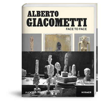 Cover for Alberto Giacometti