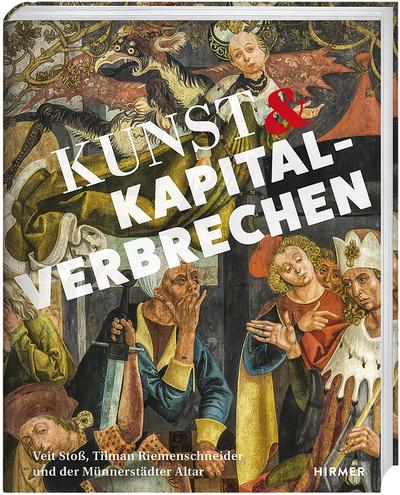 Cover für Kunst und Kapitalverbrechen