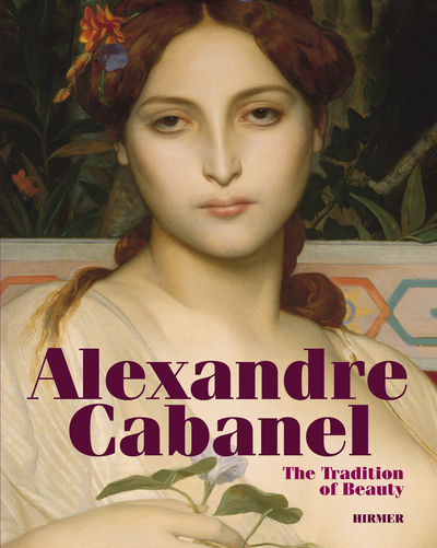 Cover for Alexandre Cabanel
