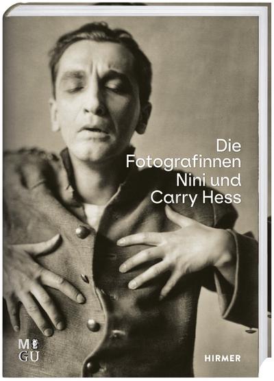 Cover für Die Fotografinnen Nini und Carry Hess