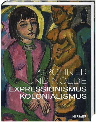 Cover für Kirchner und Nolde