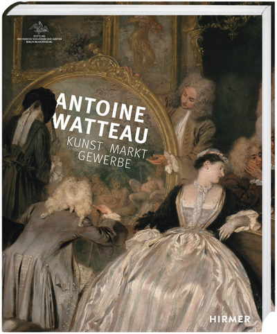 Cover für Antoine Watteau