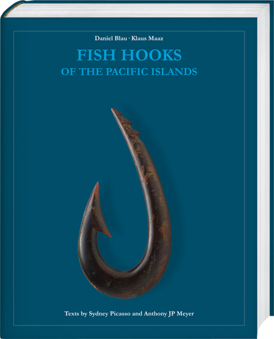 Cover for Fish Hooks of the Pacific Islands
