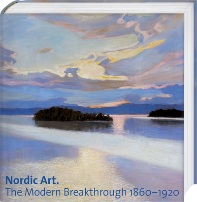 Cover for Nordic Art