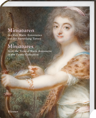 Cover for Miniaturen der Zeit Marie Antoinettes